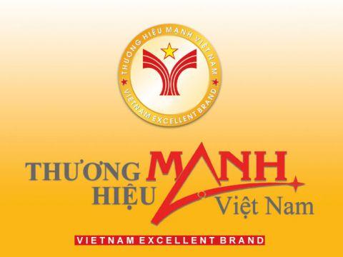 Thương hiệu mạnh Việt Nam (2016, 2017, 2018, 2019)