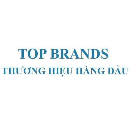 •Thương hiệu hàng đầu - Top Brands (2016)
