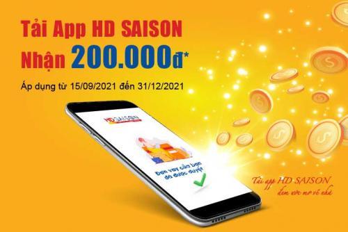 TẢI APP HD SAISON  NHẬN 200.000 ĐỒNG